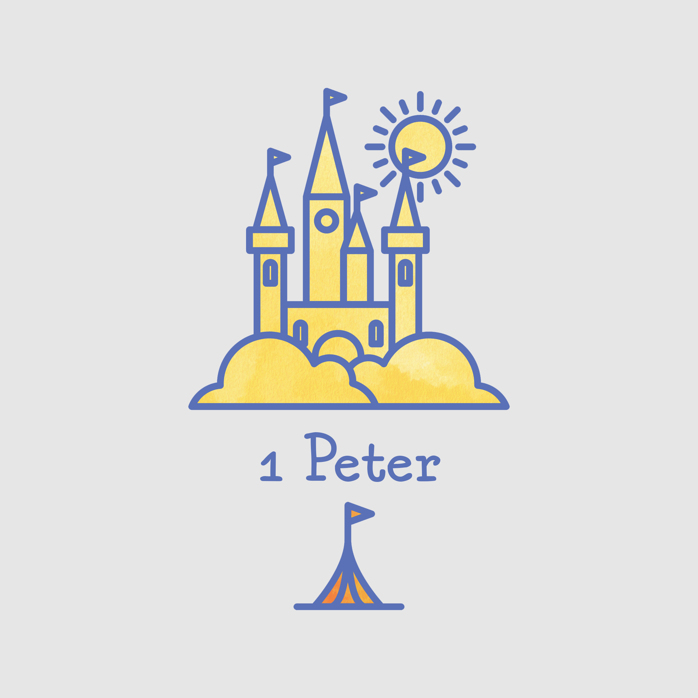 1 Peter series cover