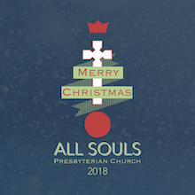 All Souls Special Christmas 2018 Logo