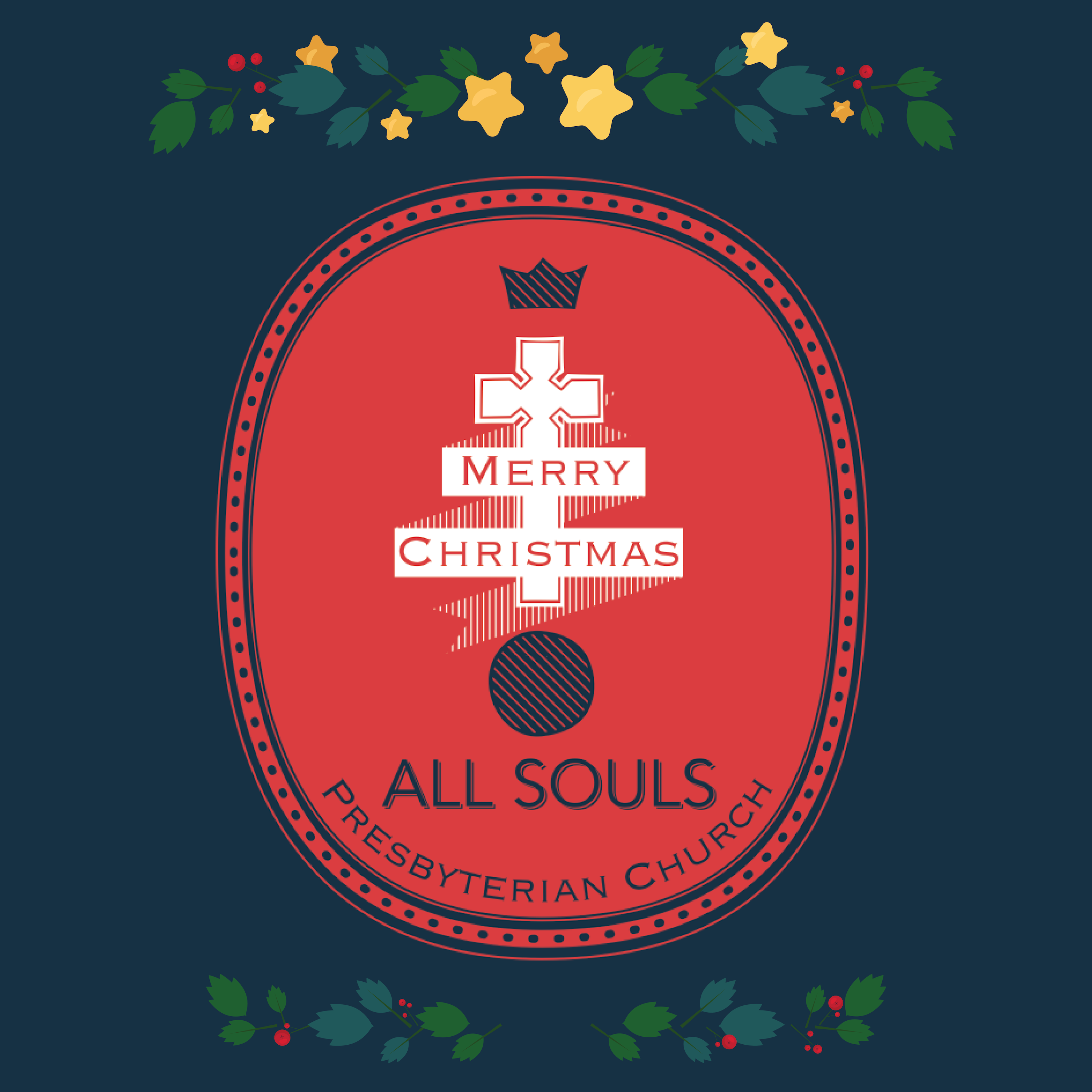 All Souls Special Christmas 2019 Logo