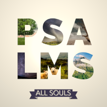 The Psalms series cover